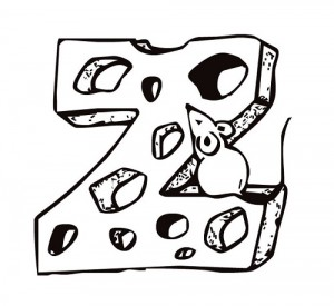 z letters Coloring Pages