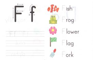 alphabet-capital-and-small-letter-F-f-worksheet-for-kids