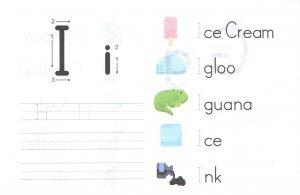 alphabet-capital-and-small-letter-I-i-worksheet-for-kids