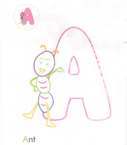 alphabet-letter-a-ant-coloring-page-for-preschool