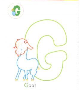 alphabet-letter-g-goat-coloring-page-for-preschool