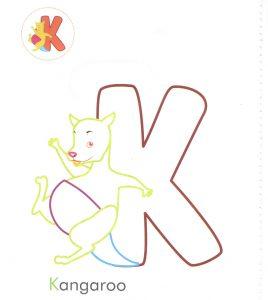 alphabet-letter-k-kangaroo-coloring-page-for-preschool