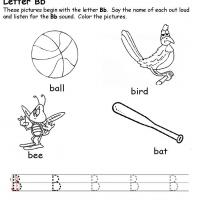 worksheet. Letter B Worksheets For Preschool. Grass Fedjp ...