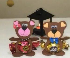 bear craft idea for kids