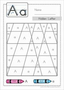 letter-a-color-page-for-preschool