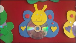 cd crafts for toddler