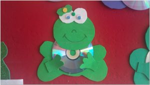 cd crafts ideas for kids