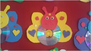 cd crafts ideas for preschool