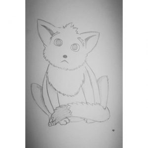 cat colouring pages for kindergarten