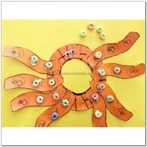 octopus crafts ideas for kindergarten