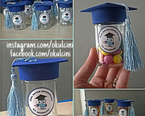 preschool report card gift idea for graduation