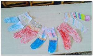 socks crafts