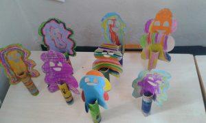 tree crafts for preschooler