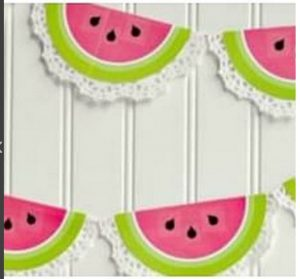 watermeloon craft