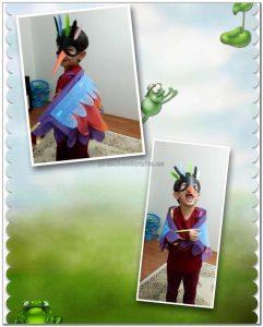 woodpecker crafts ideas for kindergarten