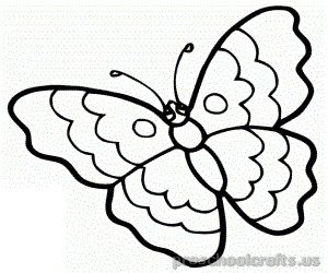 Free–printable-animals-butterfly-coloring-pages-for-toddler-kindergarten-preschool-firstgrade