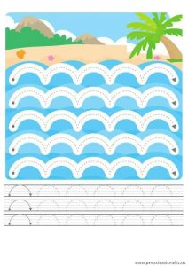 beautiful-trace-line-worksheets