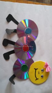 cd craft ideas for preschool