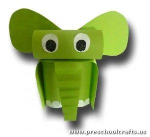 elephant-craft-idea-with-paper-rolls