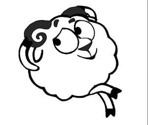 funny-sheep-coloring-pages