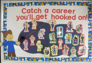 labor day bulletin board ideas for preschool