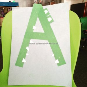 letter-a-crafts-for-kids-and-toddler