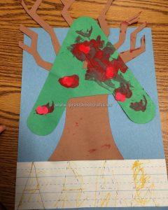 letter-a-crafts-for-kindergarten