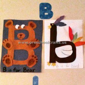 letter-b-crafts-for-kindergarten