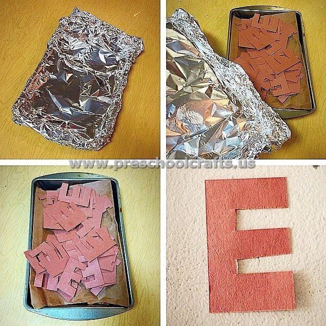 letter e crafts for preschool Preschool Crafts