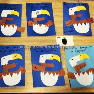 letter-e-crafts-for-preschooler
