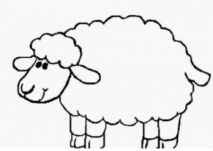 picture relating to Sheep Printable called Sheep Coloring Webpages for Preschool - Preschool and Kindergarten