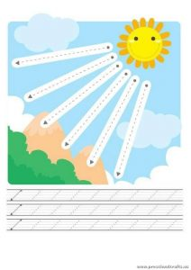 sun-trace-line-worksheets-for-kids