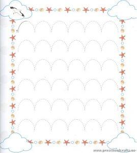 trace-line-worksheet-for-preschoolers