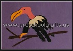 vulture-crafts-for-preschool