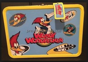 woodpecker bulletin board idea