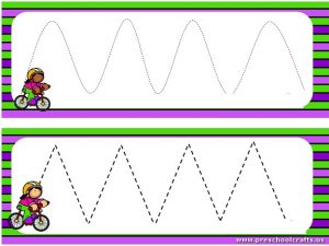 zigzag-trace-line-worksheets-for-kids