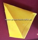 3d-square-pyramid-craft-idea-for-preschool