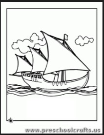 christopher-columbus-day-coloring-pages-kindergarten