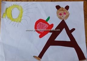 alphabet-crafts-ideas-for-firstgrade