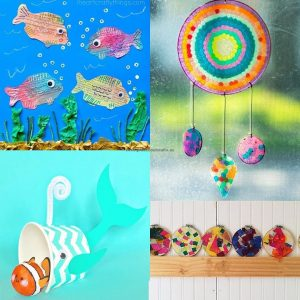 aquarium-crafts-ideas-for-kindergarten