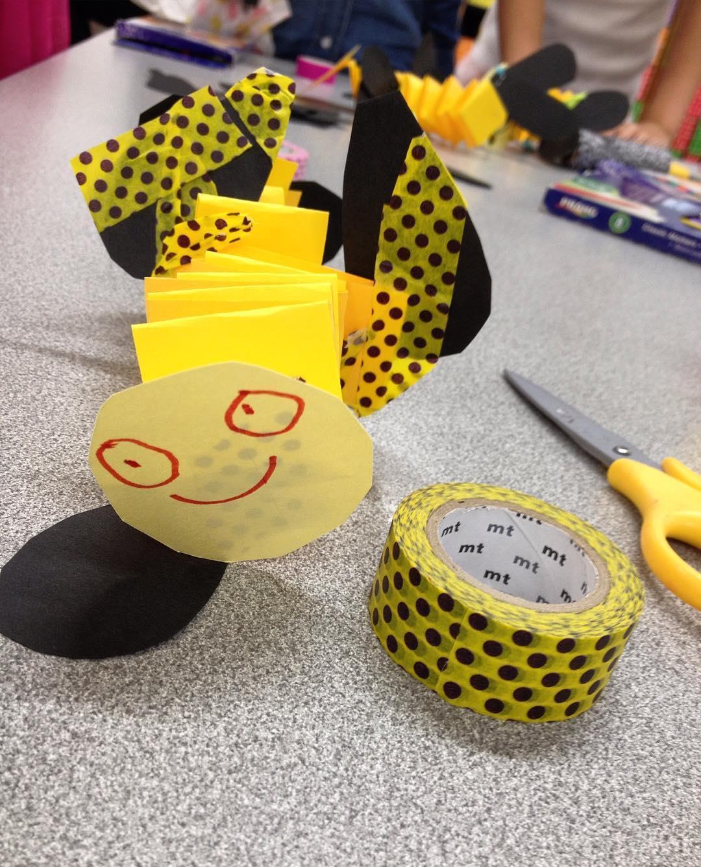 bee-crafts-ideas-for-kindergarten