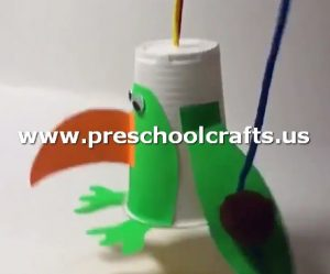 bird-craft-from-paper-cup