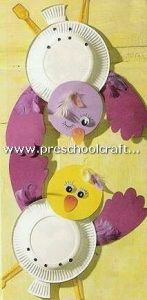 chicken-craft-from-paper-plate