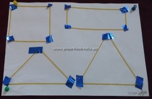 crafts-ideas-related-to-square-triangle-and-rectangle