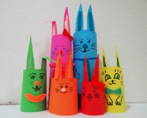 easter-crafts-rabbit-from-paper