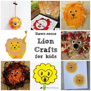 free-crafts-ideas-to-lion-2
