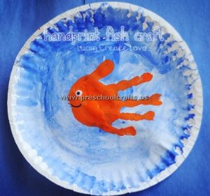 kindergarten-aquarium-crafts-idea