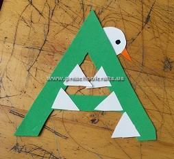 letter-a-craft-idea
