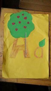 letter-a-crafts-idea