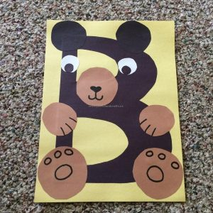 letter-b-crafts-ideas-bear-crafts-ideas